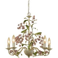 AF Lighting Grace Five-Light Chandelier, 7045-5H