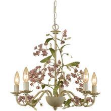 AF Lighting Grace Five-Light Chandelier, 7045-5H