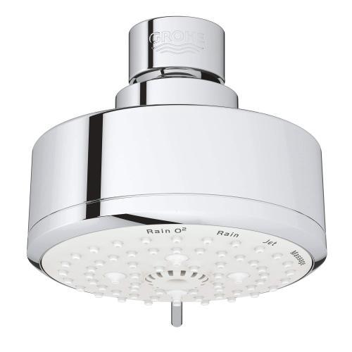 "Product Image - Tempesta Cosmopolitan 100 Shower Head, 4"" - 4 Sprays, 2.5 Gpm"