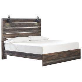 Drystan King Panel Bed