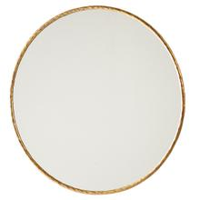 See Details - Antiqued Gold Edged Mirror
