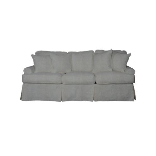 Sunset Trading Horizon Slipcovered Sofa - Color: 391094