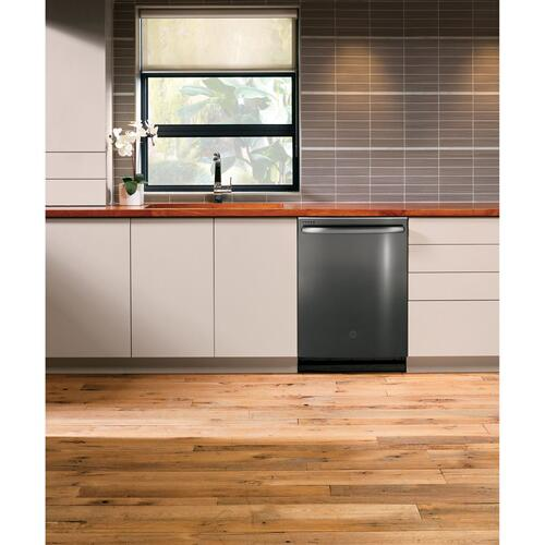 Gallery - GE® Dishwasher with Hidden Controls