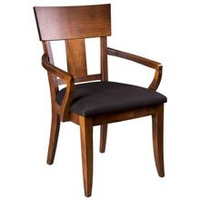See Details - Thea Arm Chair - Upholstered Seat