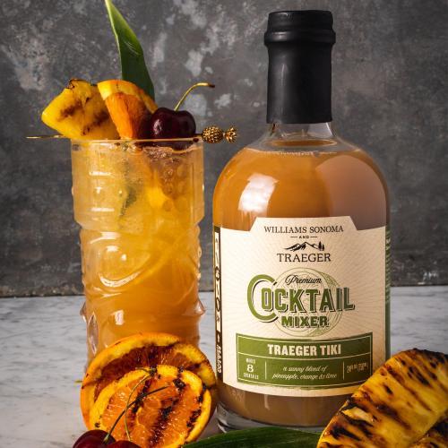 Traeger Grills - Traeger Tiki Cocktail Mix - Traeger x Williams Sonoma