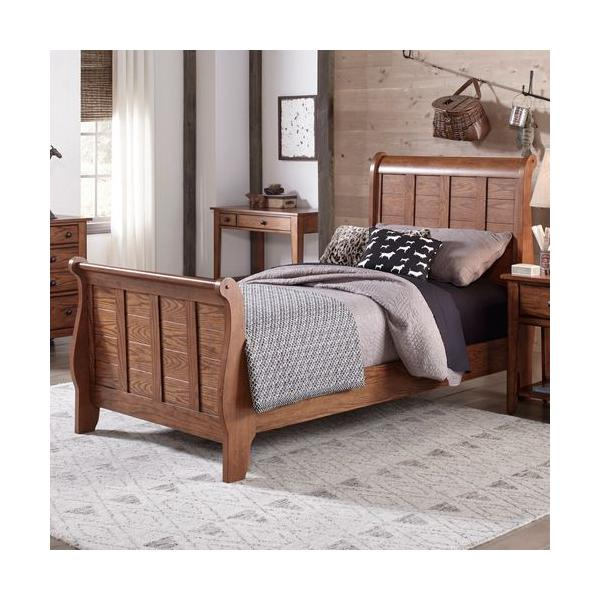Full Sleigh Headboard & Footboard