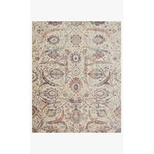View Product - PB-03 Ivory / Multi Rug