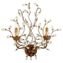 View Product - Crystal Bud Wall Sconce