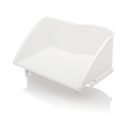 See Details - Frigidaire White Ice Cream Shelf