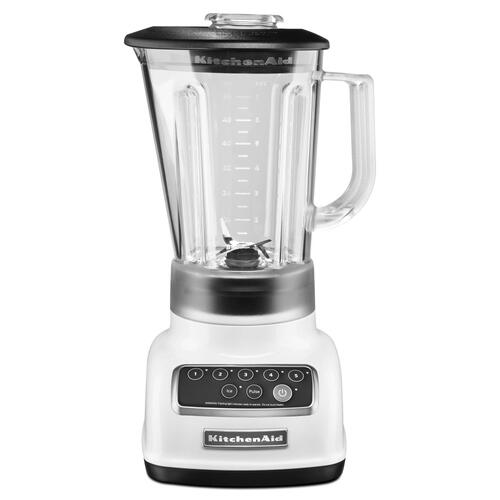 5-Speed Classic Blender - White