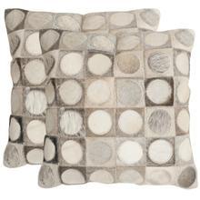 Brigitte Pillow - Muti / Grey