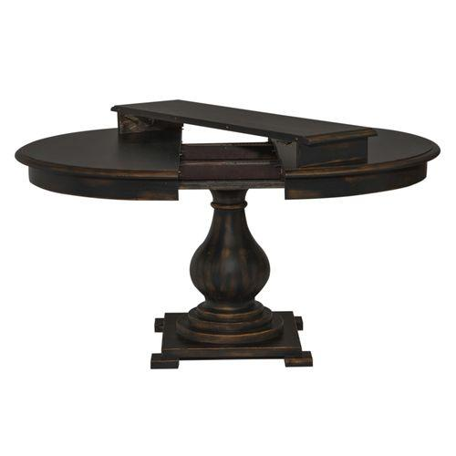 Round Pedestal Table Top