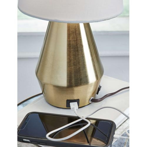 Signature Design By Ashley - Lanry Table Lamp