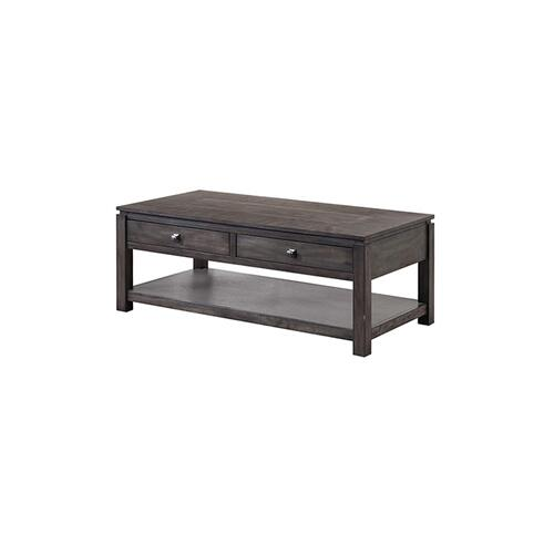 Living Room Set - Shades of Gray (3 Piece)