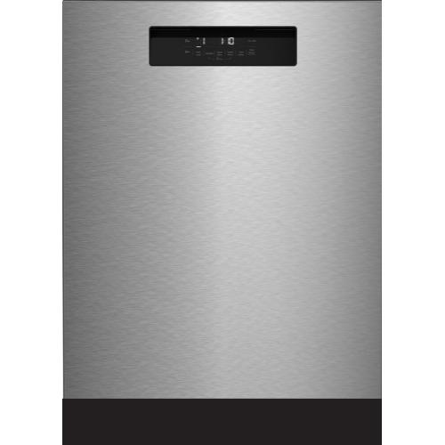 Tall Tub Integrated Handle Dishwasher 5 cycle front control stainless steel 48 dBA