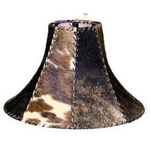 Cowhide Lamp Shade