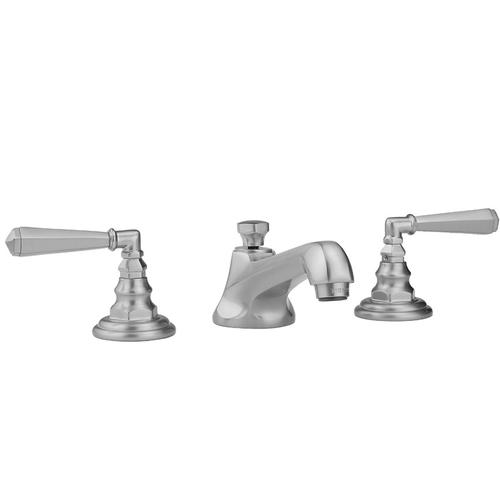 Jaclo - Satin Copper - Westfield Faucet with Hex Lever Handles