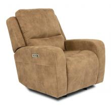 Aiden Power Gliding Recliner with Power Headrest