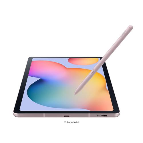 Galaxy Tab S6 Lite, 64GB, Chiffon Rose (Wi-Fi) S Pen included