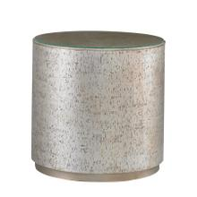 View Product - Cork Drum End Table