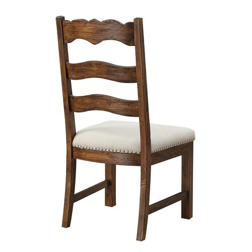 Chambers Bay Dining Chair, Rustic Brown D312-22