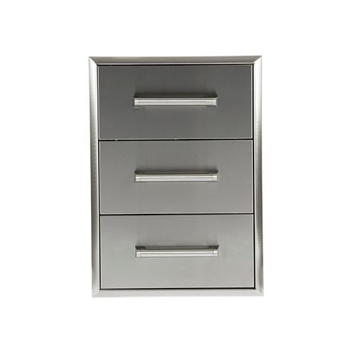 Coyote - Three Drawer Cabinet