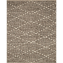 "Cora Umber Natural Rug - 2'-6"" X 7'-6"" Runner"