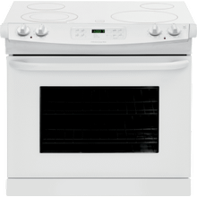 View Product - Frigidaire 30'' Drop-In Electric Range