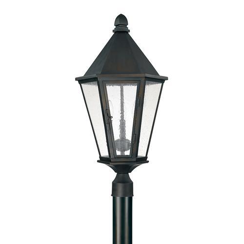 3 Light Outdoor Post Lantern