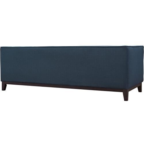 Modway - Serve Living Room Set Set of 3 in Azure