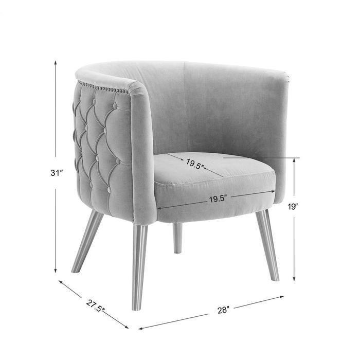 Uttermost - Haider Accent Chair