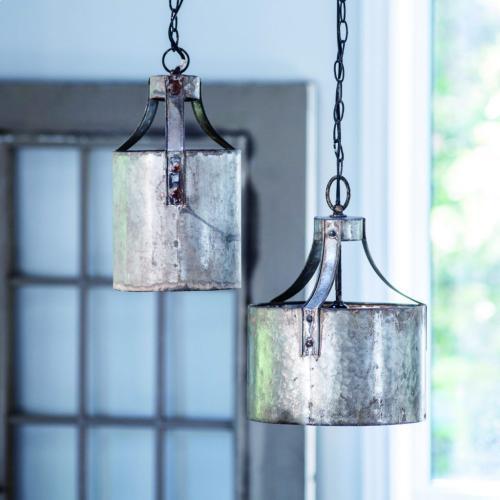 A & B Home - Dane Iron x-Light Chandelier,Medium