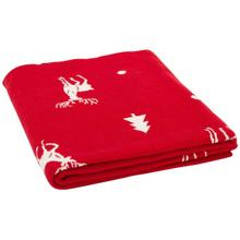 See Details - Miracle Throw - Red
