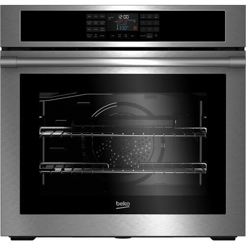 "30"" Built-In Stainless Steel Wall Oven"
