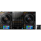 4-channel professional DJ controller and DMX lighting interface for rekordbox dj Product Image