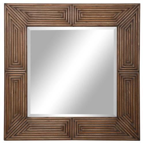 Traveler Square Mirror
