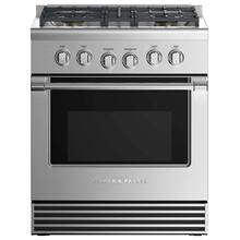 "Scratch & Dent Gas Range 30"", 4 Burners"