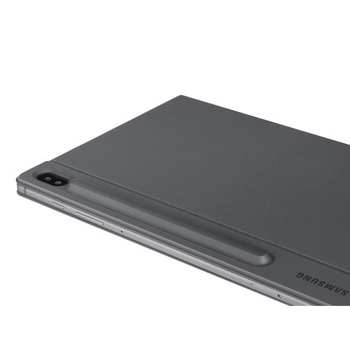 Galaxy Tab S6 Book Cover - Mountain Gray