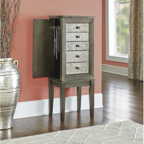 5-drawer Jewelry Armoire, Dusk Shimmer