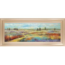 """Serene Vista"" By Georges Generali Framed Print Wall Art"