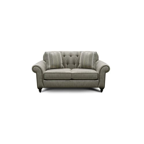 V8N06N Loveseat with Nails