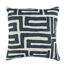 See Details - Mateo Azul Blue Pillow