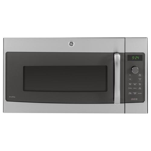 GE Appliances - GE Profile Series Over-the-Range Oven with Advantium® Technology