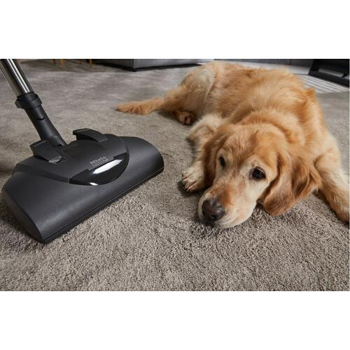 canister vacuum cleaners with electrobrush for thorough cleaning of heavy-duty carpeting.