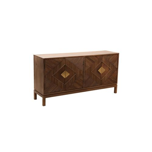 Brookline 4 Mango Door Sideboard
