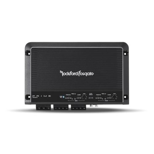 Rockford Fosgate - Prime 250 Watt 4-Channel Amplifier