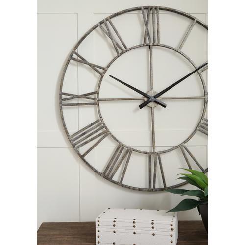 Signature Design By Ashley - Paquita Wall Clock