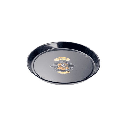 HBFL 27-1 - Round baking tray - Nostalgic logo with PerfectClean finish.