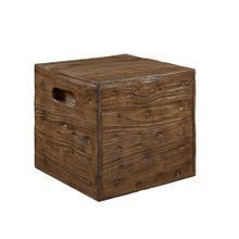 Square Crate, Ash