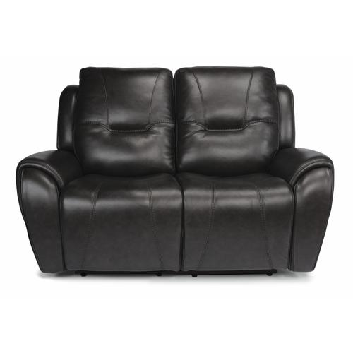 Gallery - Trip Power Reclining Loveseat with Power Headrests